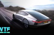 Lightyear One: The first solar-powered car you can buy...