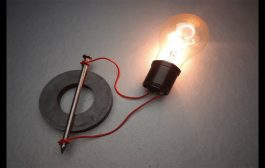 WOW Experiment Electric Science Magnet & Speaker / New Ideas...