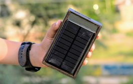 How to Make a Solar Powered Power Bank - 10000mah...
