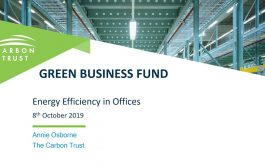 Energy Efficiency for Offices - A Green Business Fund Webinar...