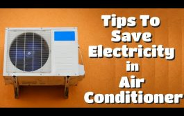 Tips To Reduce Electricity Consumption of an Air Conditioner...